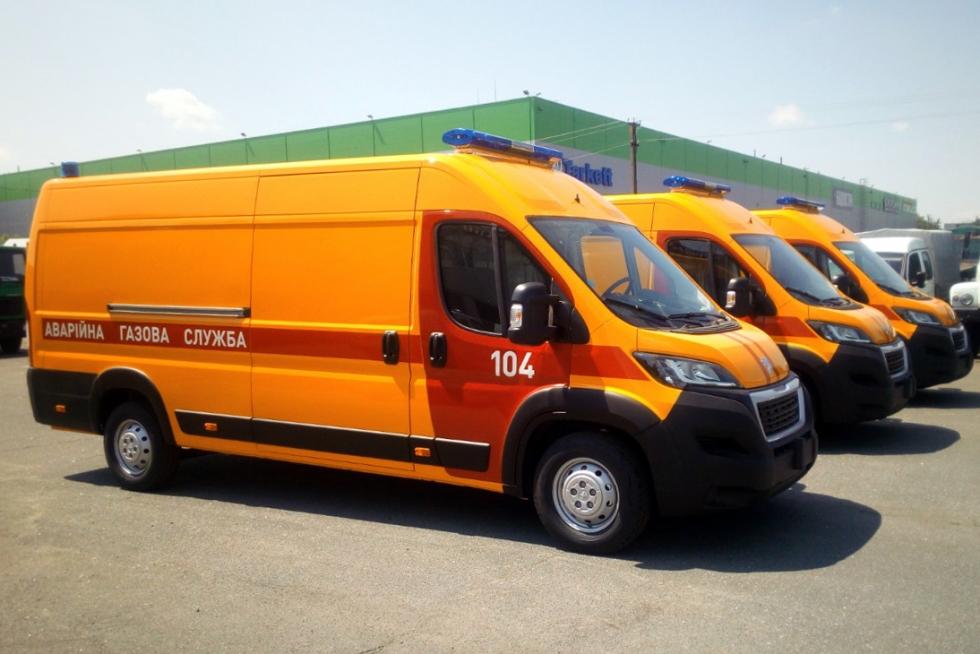 спецтехника на базе Peugeot и Citroen