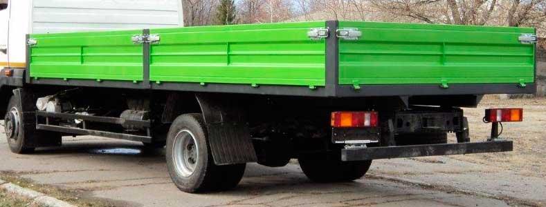 бортовые автомобили Пежо Боксер