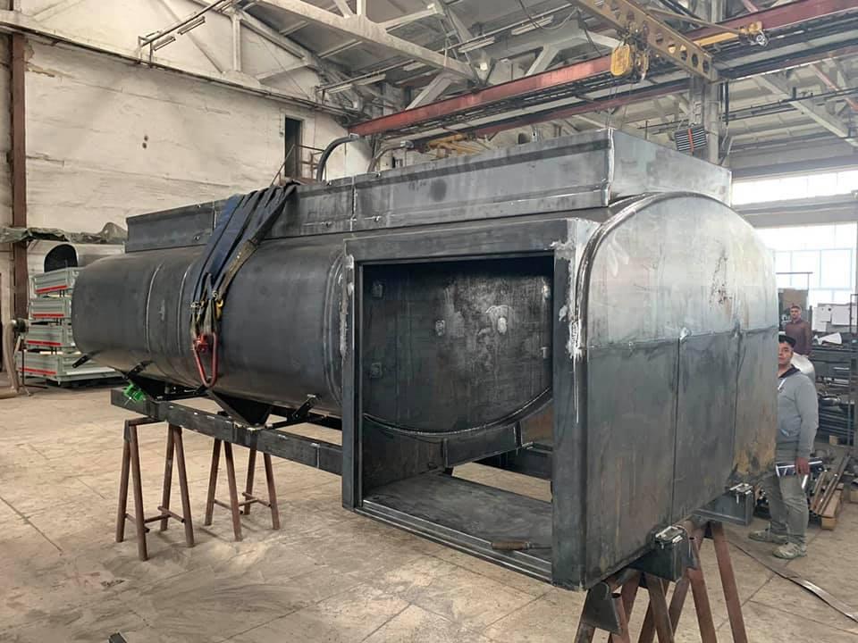 Завод Техкомплект - изготовление топливозаправщиков