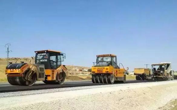 Техника для строительства дорог
