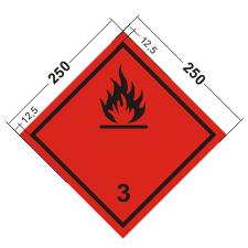 знак опасности 3