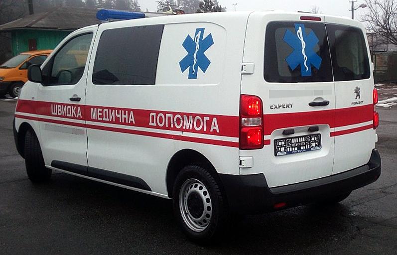 швидка медична допомога автомобіль