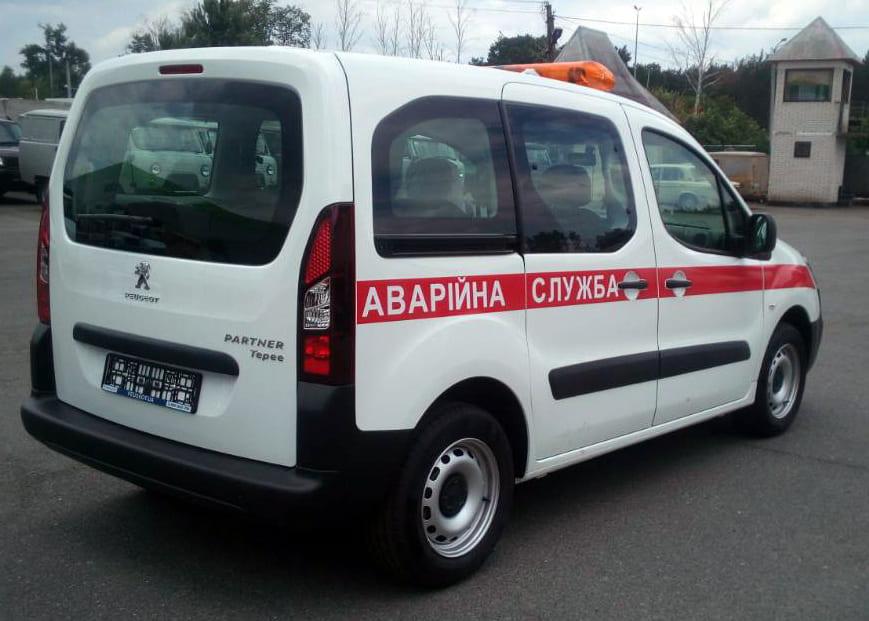 аварийно-ремонтные автомобили Пежо или Ситроен