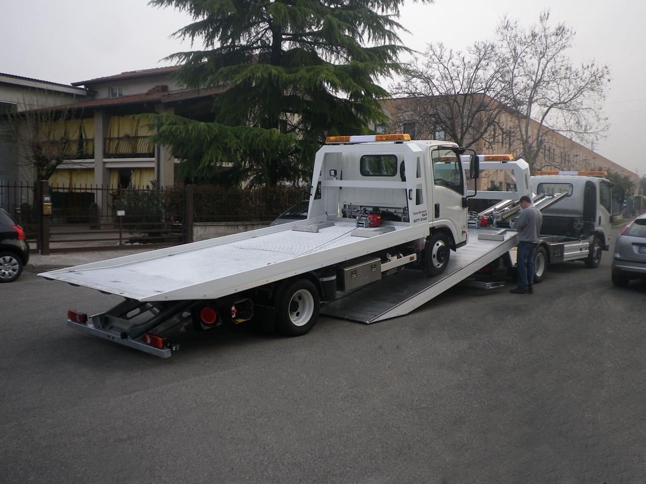 эвакуатор botti италия