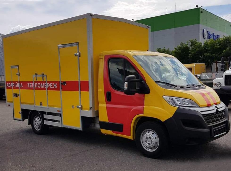 аварийно-спасательные авто Ситроен в Киеве
