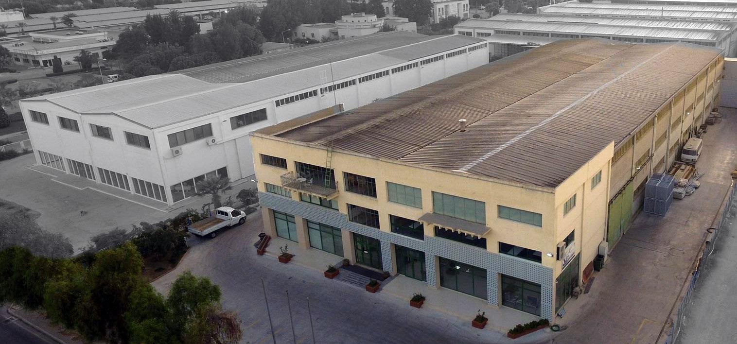 завод Rafco Измир Турция