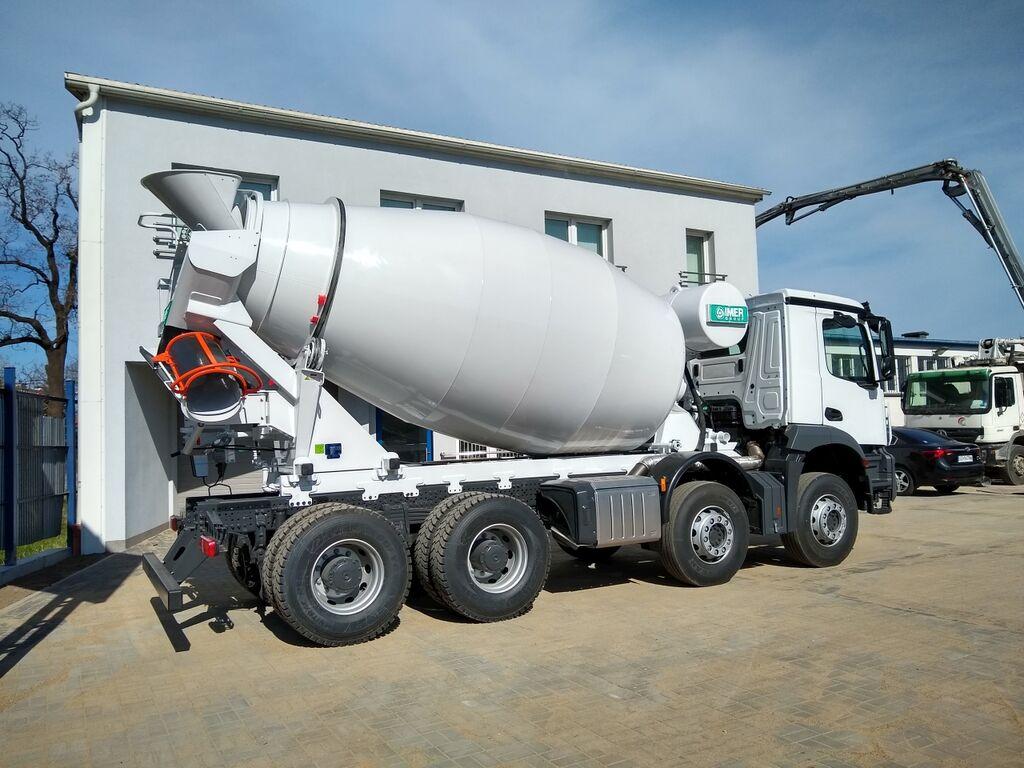 Миксер для бетона – принцип работы в автобетоносмесителях МАЗ, IVECO, RENAULT, MERCEDES, MAN и на базе других грузовых брендов