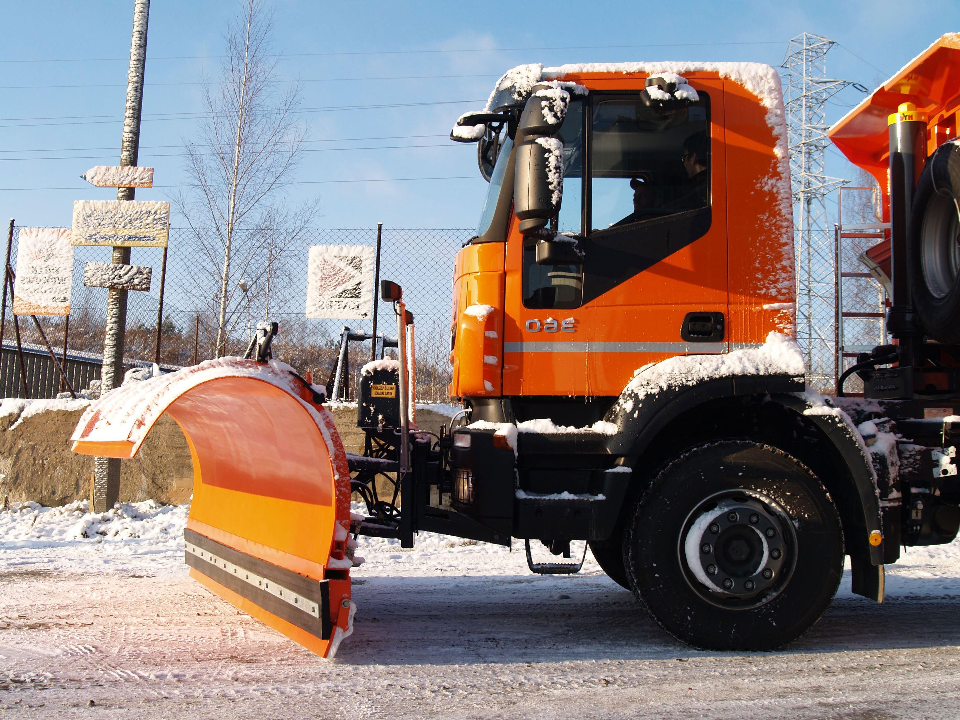 снегоуборочная спецтехника ozamet