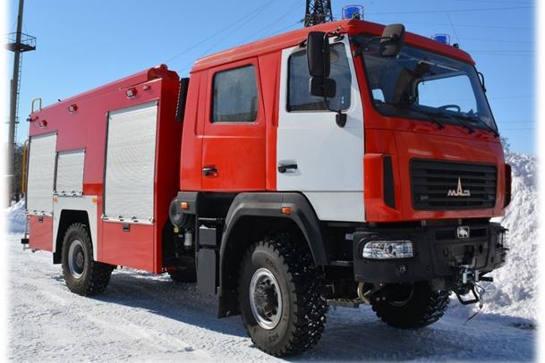 Цена на пожарную спецтехнику в Украине