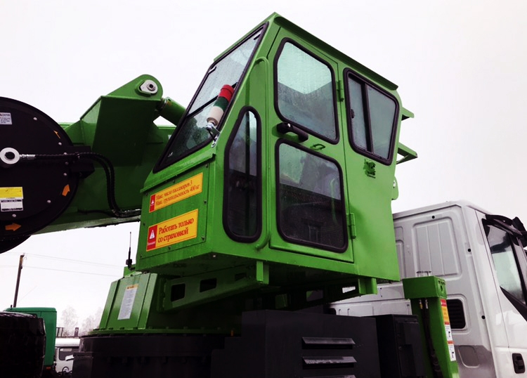 Автогидроподъемники купить Hansin Special Equipment