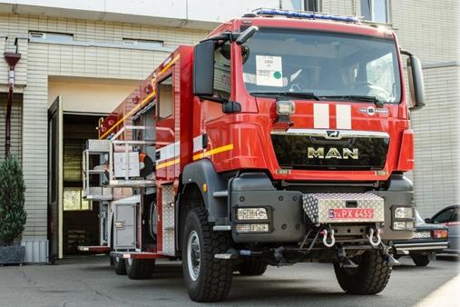 Купить пожарную спецтехнику в Украине