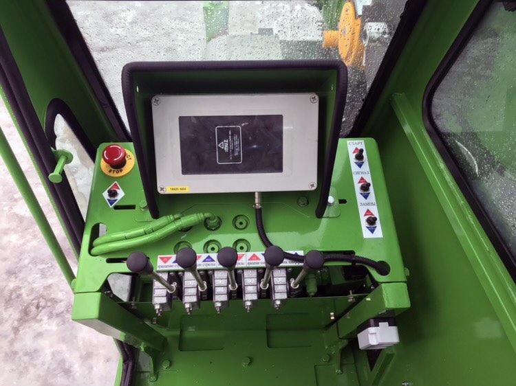 Автогидроподъемники Hansin Special Equipment