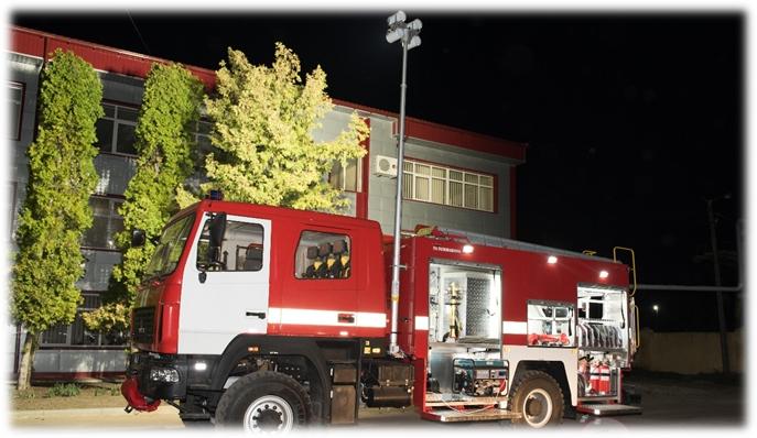 Купить пожарную спецтехнику недорого