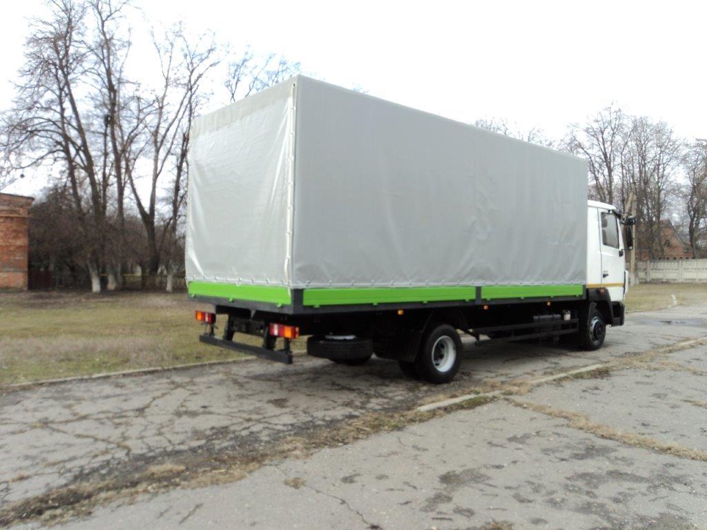 грузовик бортовой MAZ