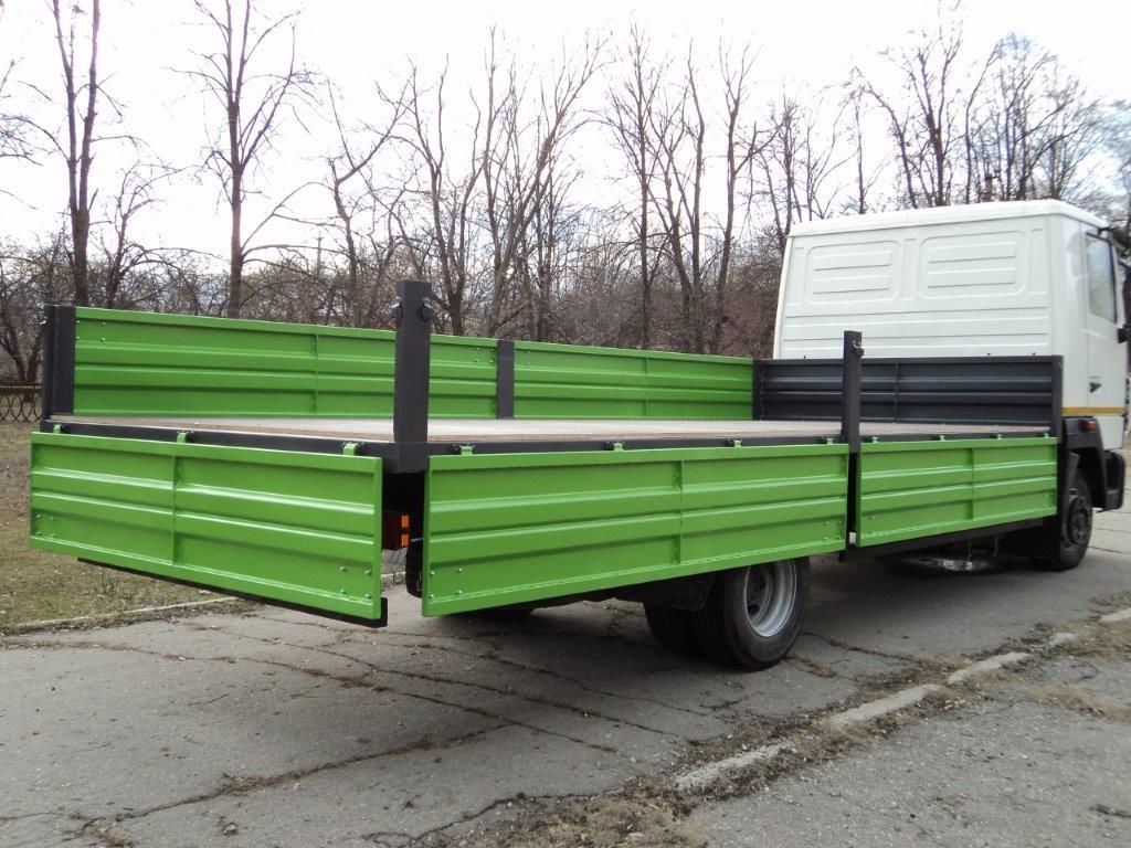 Бортовой грузовик МАЗ