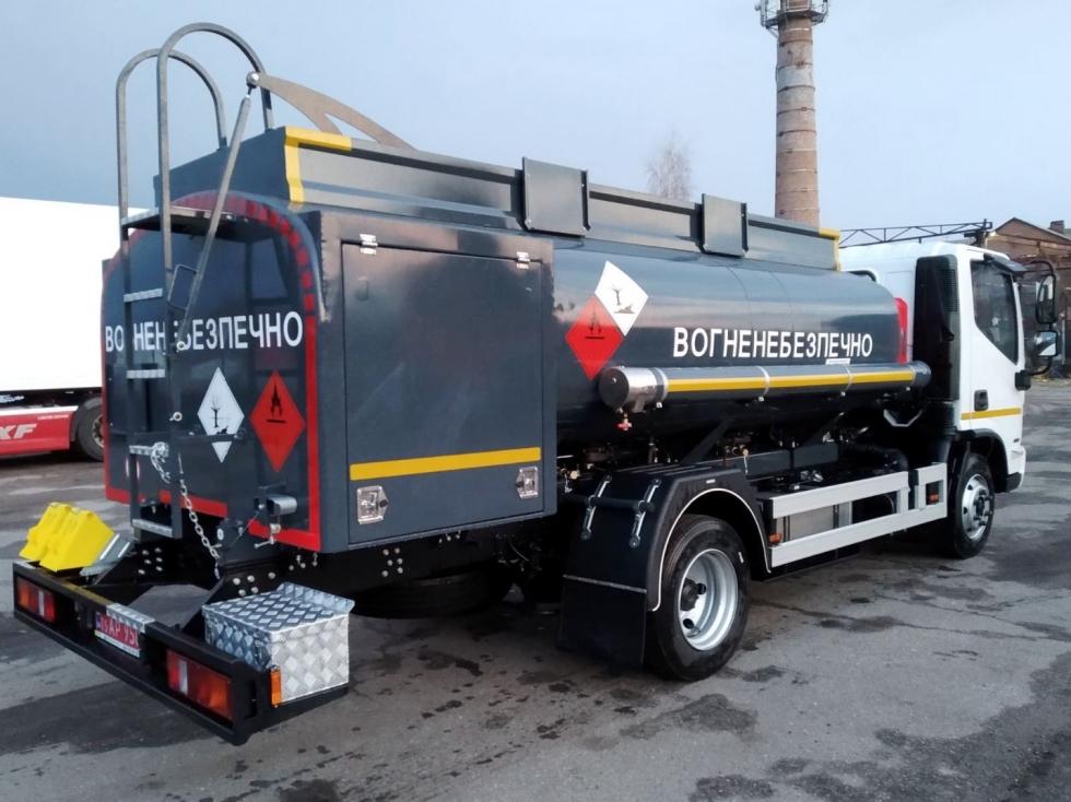 топливозаправщики фотон техкомплект