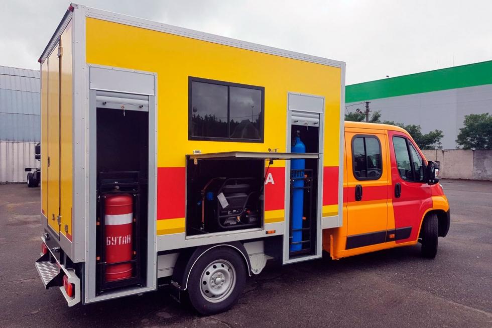 аварийно спасательная машина ситроен купить украина