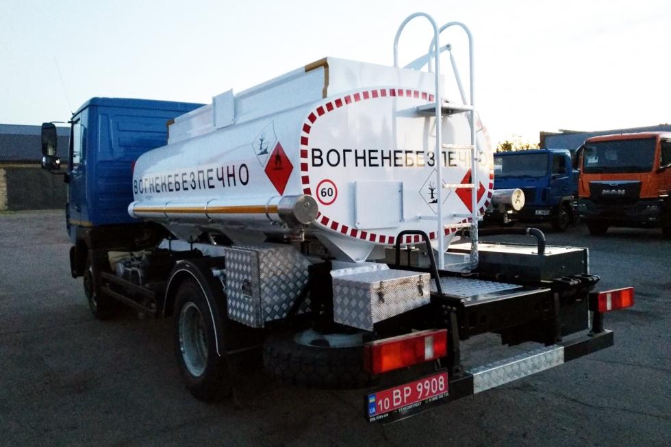 бензовозы техкомплект маз 4371