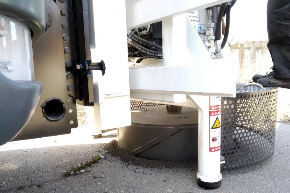 Оборудование для фрезеровки отверстий