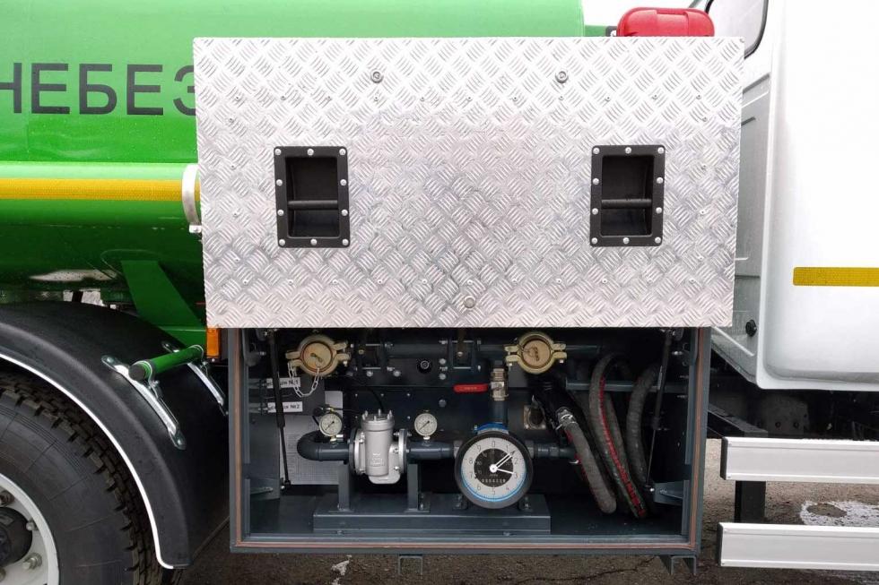 топливозаправщики газ белава