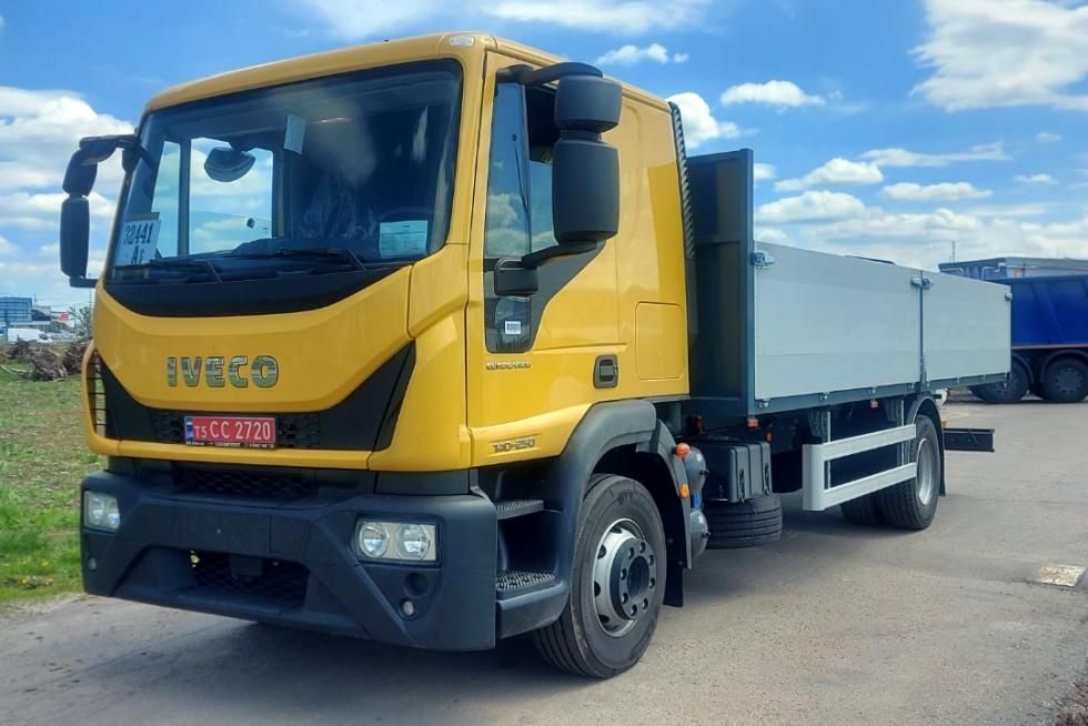 бортовые автомобили iveco eurocargo ML 140E25/P-E5